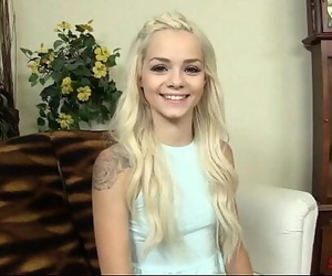 Teen Elsa Jean Spunk on Hand