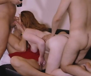 Foursome Swingers Party -..