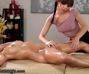 AllGirlMassage She Gives A..