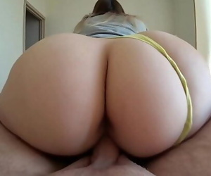 Big Butt Step Sister Caught..