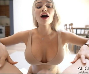 Thick Titty Alice Gets..